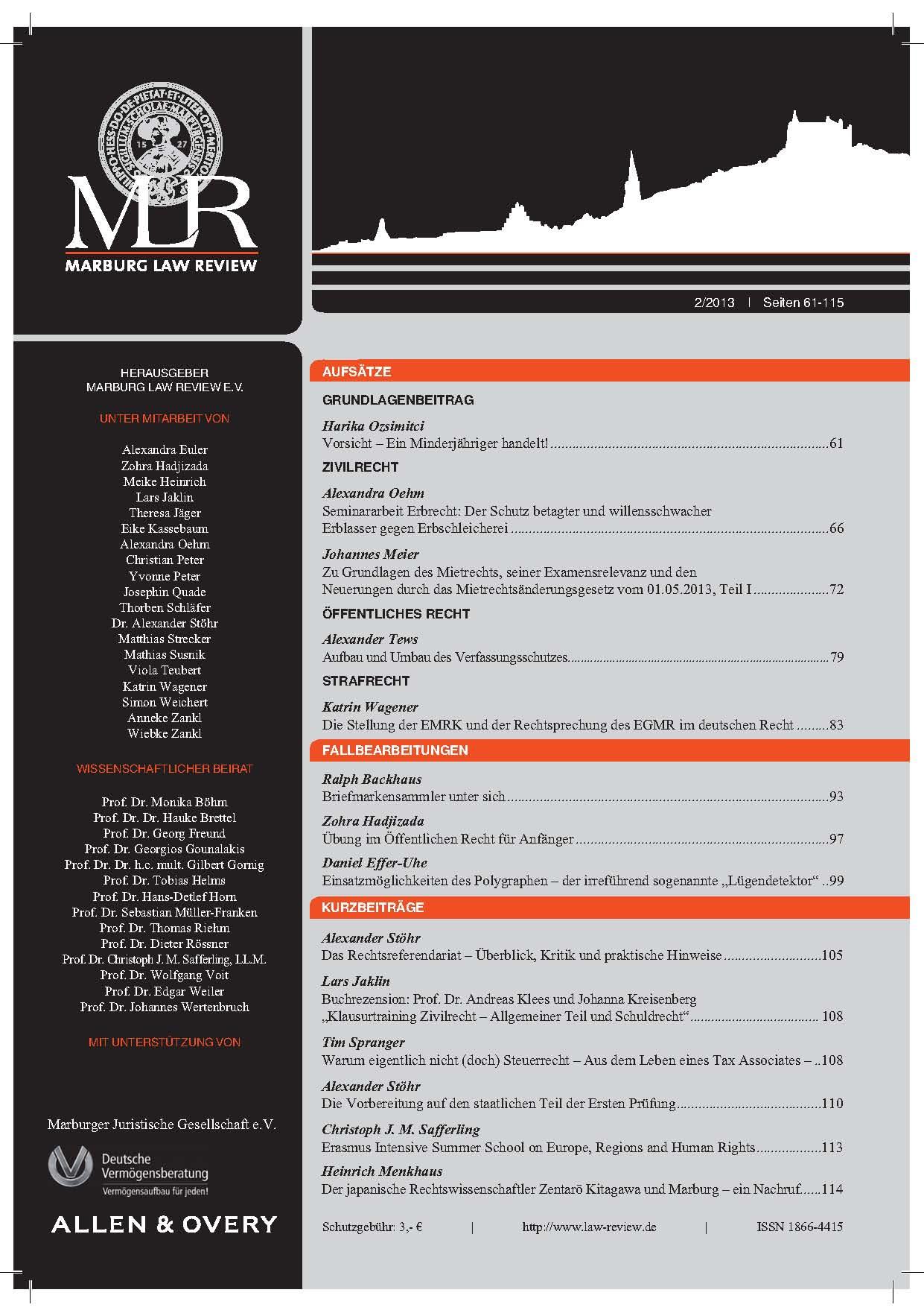 MLR_2-2013_Flyer