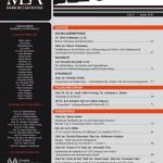 Die neue MLR 2/2015 ist erschienen