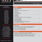 Die neue MLR 1/2015 ist erschienen